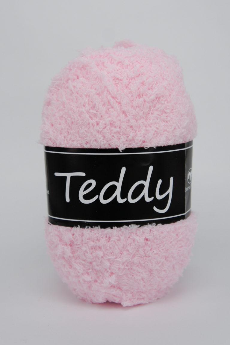 Teddy 03 ljusrosa