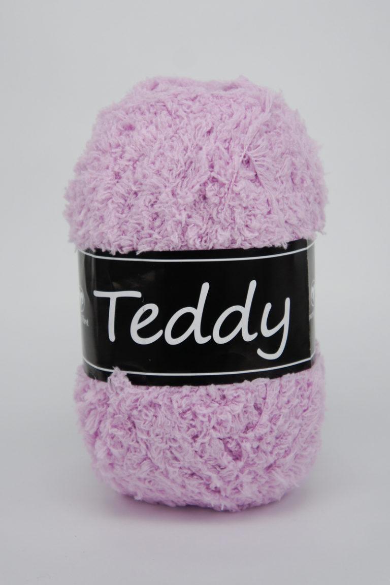 Teddy 04 ljuslila