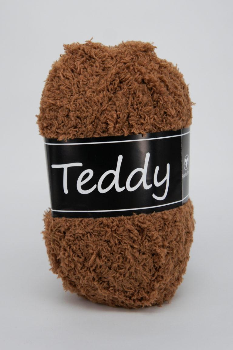 Teddy 05 ljusbrun