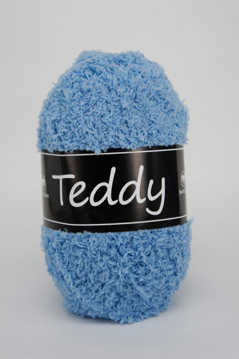 Teddy 06 ljusblå