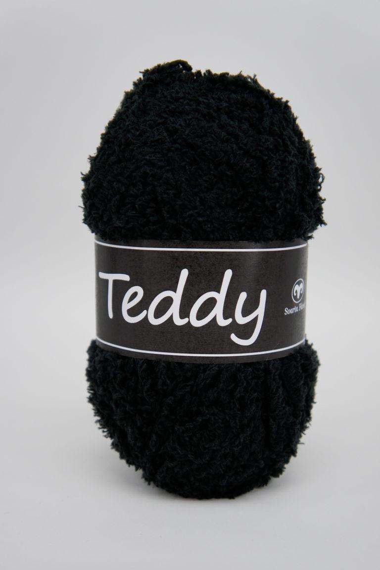 Teddy 09 svart