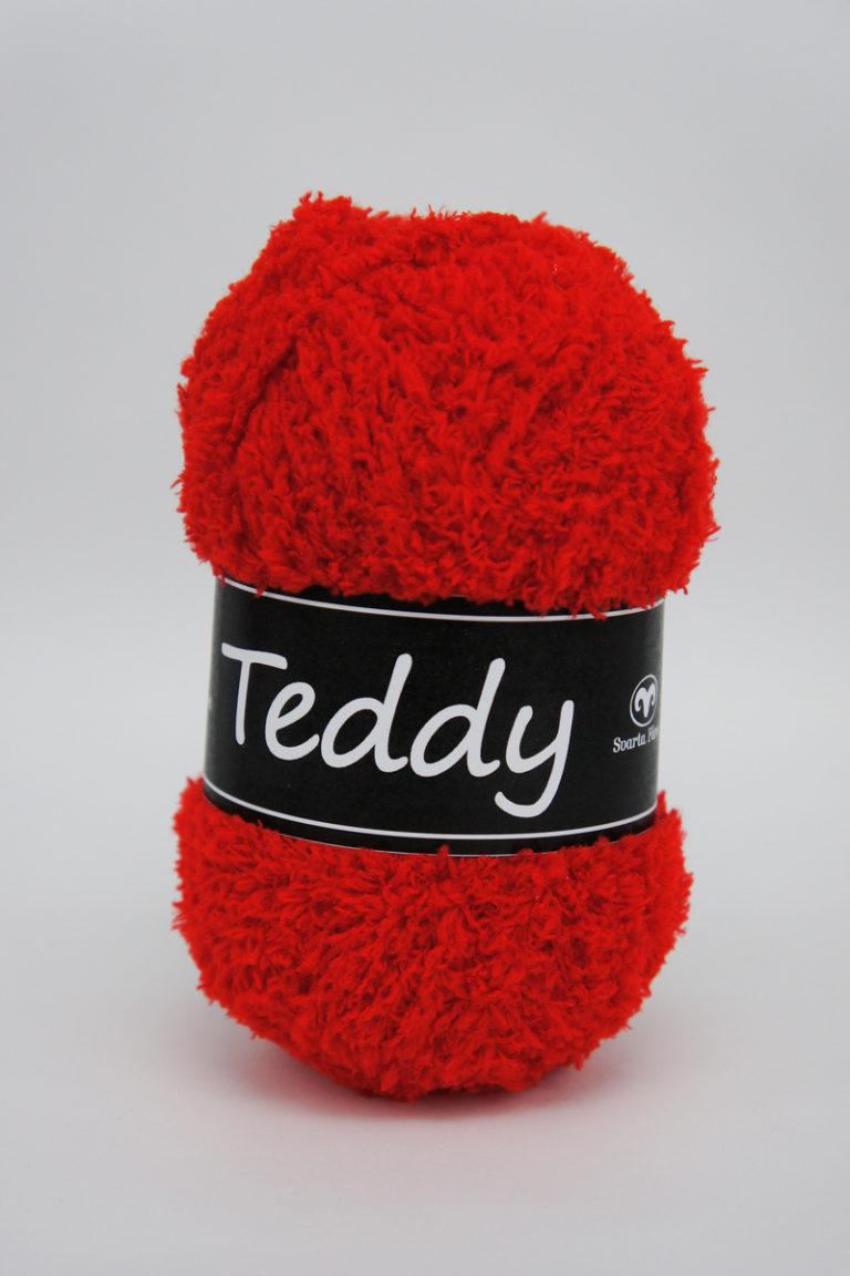 Teddy 11 röd