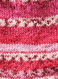 frost 642 röd rosa multi