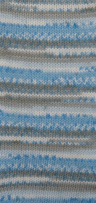 frost 646 blå beige multi