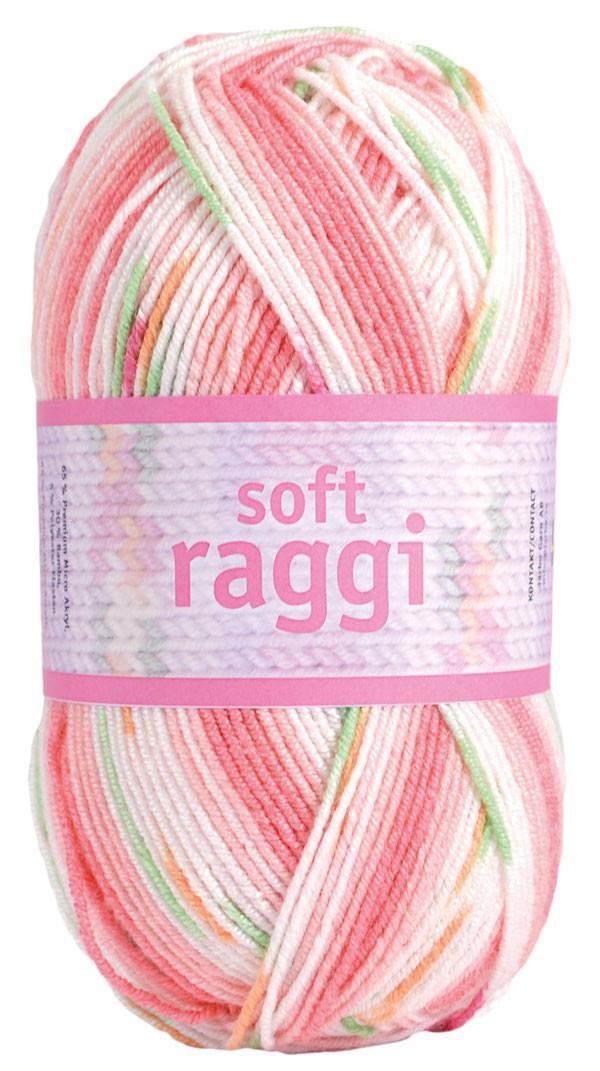 Soft Raggi 31204 Pink print