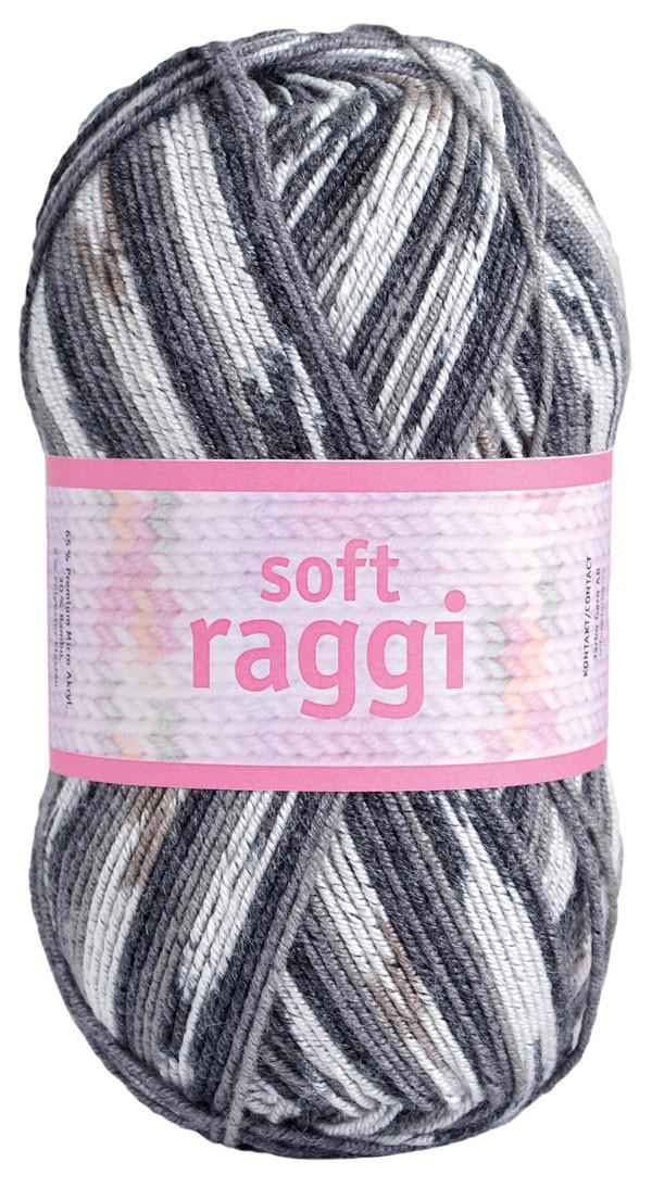 Soft Raggi 31205 Gray print