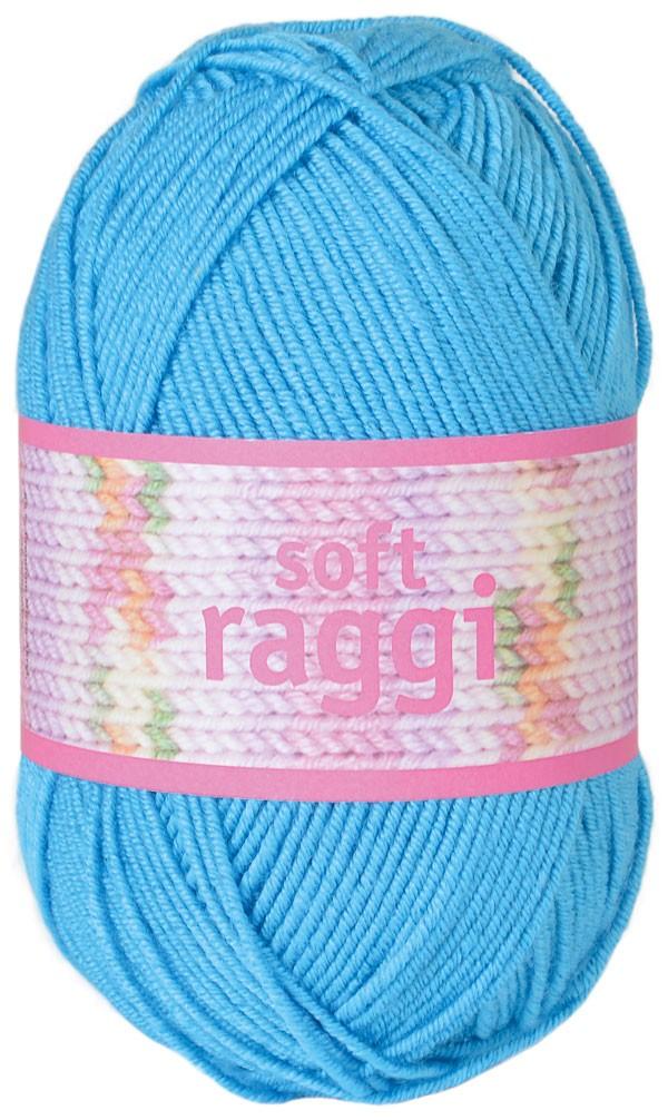 Soft Raggi 31214 Turquoise