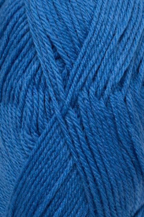 Baby 70 kornblå