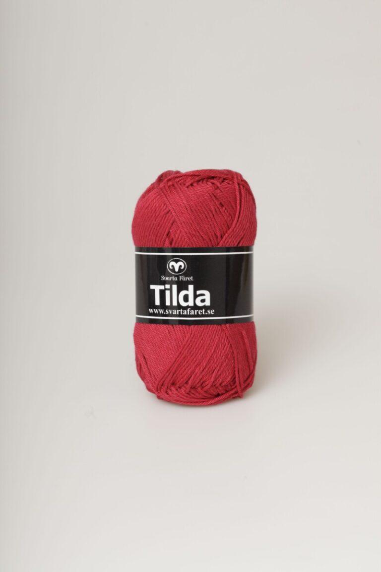 Ti046 mörk röd
